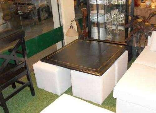Muebles de algarrobo de todo tipo diseños exclusivos envíos a todo