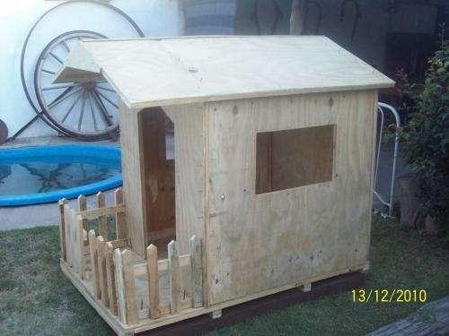 Como construir una casita de madera beautiful como hacer - Como hacer una caseta de madera para el jardin ...