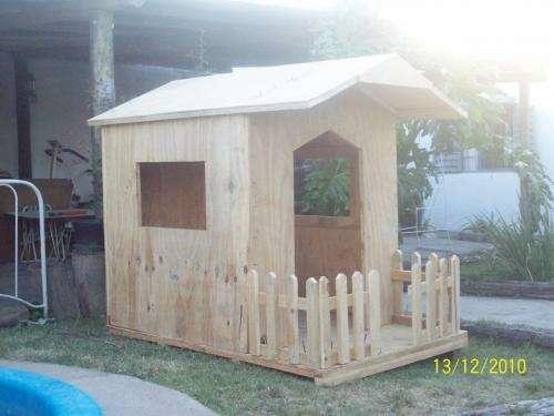 Accesorios para beb s en madera imagui for Casitas de madera para ninos