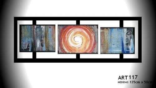 Ver cuadros modernos tripticos imagui - Ver cuadros modernos ...