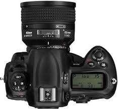 Nikon cameras: nikon d3x