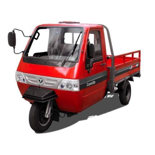 Pics Photos - Fotos De Triciclo De Reparto Zanella Z Max 200 Truck