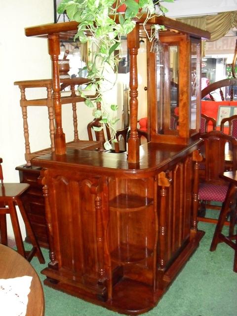 Muebles de algarrobo de primera calidad  entregas en martínez  zona