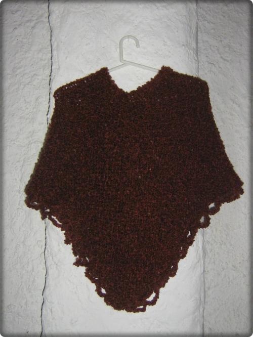 Capas y ponchos tejidos a dos agujas images - Tejado a dos aguas ...