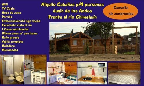 junin cabanas: