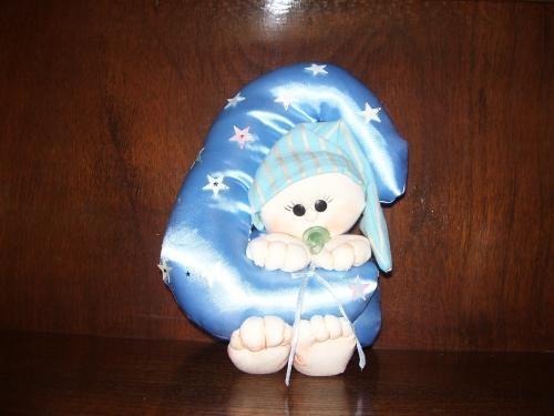 Souvenirs para nacimiento de muñecos soft   imagui