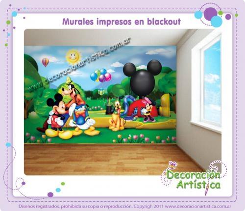 Murales Infantiles Argentina