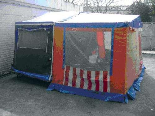 Trailer carpa para camping