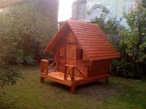Casitas de madera para chicos imagui for Casitas de madera para ninos