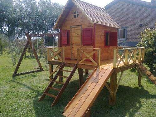 Venta de juegos para parques infantiles imagui for Casa infantil jardin