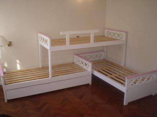 Esquineros dobles y triples en roble en córdoba, argentina   muebles