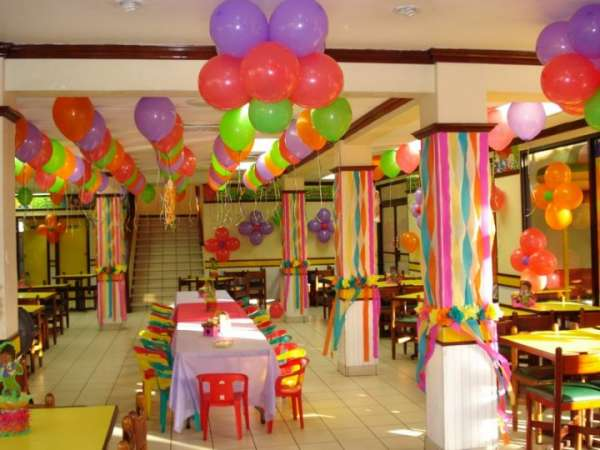 Fiestas Infantiles Tematicas