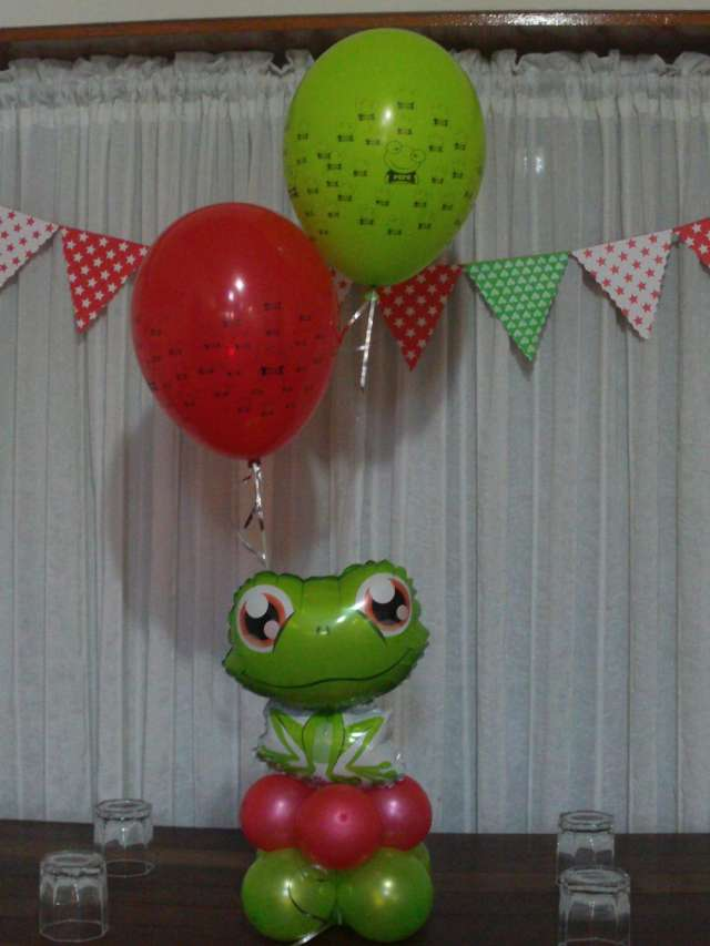 Fotos de decoracion con globos para todo tipo de fiestas for Decoracion para todo