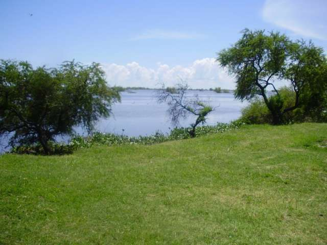 Nuevos terrenos sobre el rio en san javier santa fe