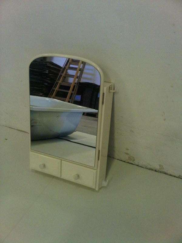 Accesorios De Baño Rosario:Botiquin para baño con espejo y dos cajones en Santa Fe, Argentina