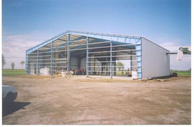 Fotos de techos parabolicos techos metalicos peru en lima - Fotos de construcciones metalicas ...