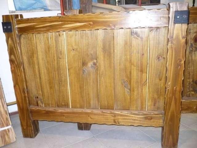 Dise o banqueta rusticas - Muebles rusticos modernos madera ...