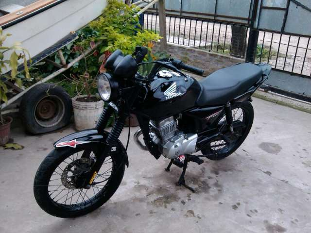 Motos tuning honda titan 150 - Imagui