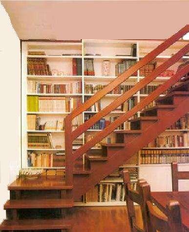Barandas de escaleras de madera ideas para decorar con - Barandas de escaleras de madera ...