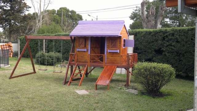 Casitas infantiles de madera imagui - Casa infantiles de madera ...