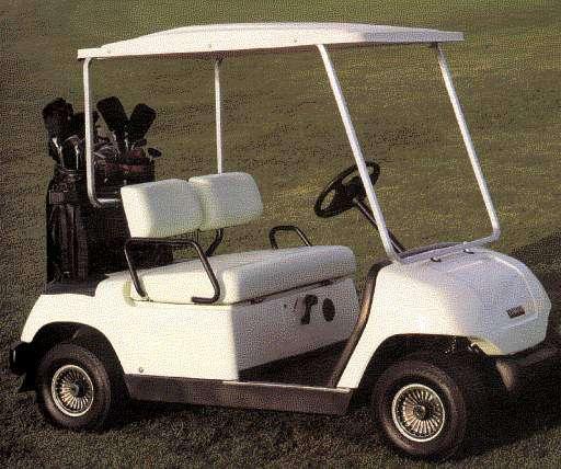 venta de carros de golf: