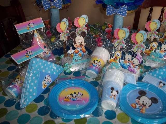 Cotillones Mickey bebé - Imagui