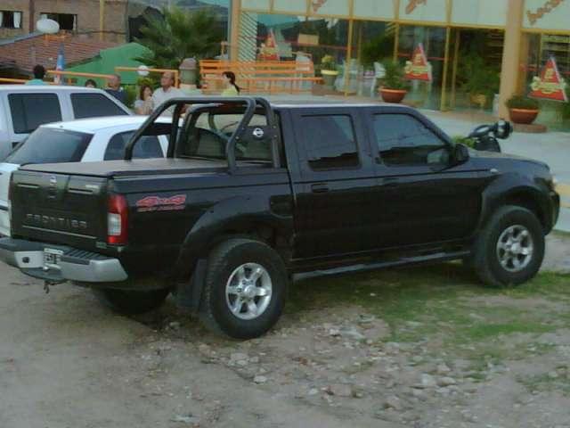 Nissan Frontier Desert Runner Upgrades >> Camioneta Nissan Frontier 4x2 2014 | Autos Post