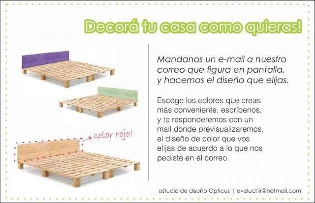 fotos de muebles ecolgicos hechos con disee su color