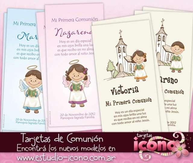 Imagenes para tarjetas de primera comunion - Como hacer tarjetas para comunion ...