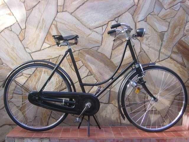 Bicicleta antigua inglesa de damas marca empire, de la década del ...