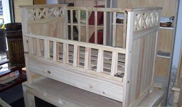 De Cunas Funcionales Y Muebles Infantiles Pictures to pin on Pinterest