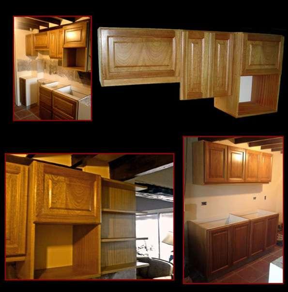 Muebles de cocina modernos y clásicos en Capital Federal, Argentina - Muebles
