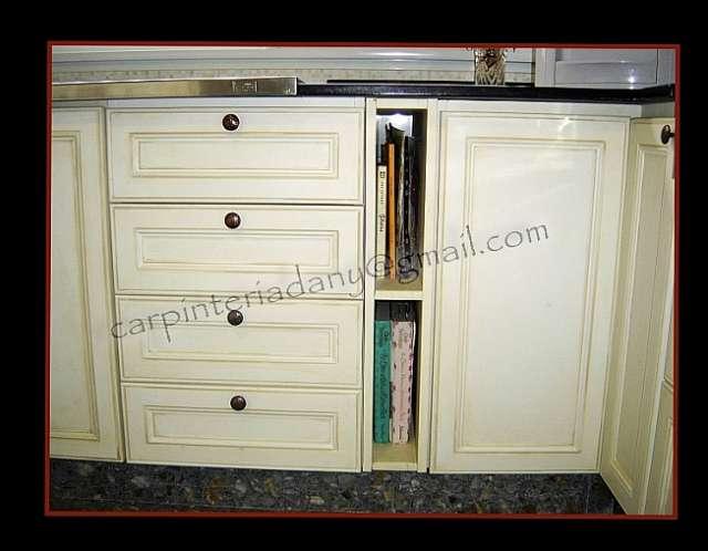 Muebles de cocina clasicos los clsicos que perduran for Muebles de cocina clasicos
