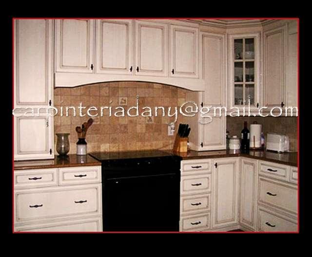Muebles de cocina modernos y clásicos