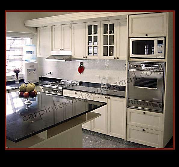 Fotos de muebles de cocina modernos y cl sicos en capital - Muebles clasicos modernos ...