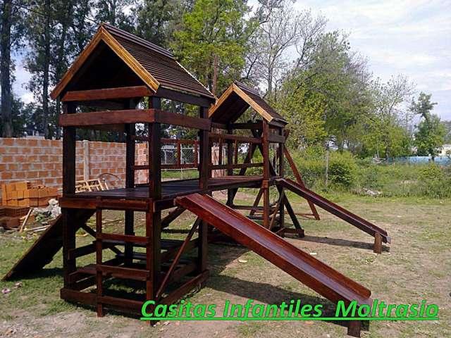 casitas y juegos infantiles excelente calidad