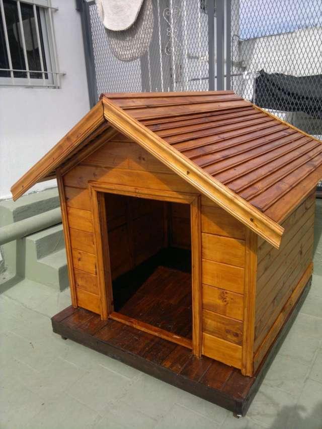 Fotos de Cuchas para perros artesanales -zona sur en Banfield, Argentina