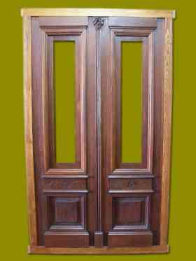 Puertas automaticas hojas dobles 2jpg car interior design for Puertas doble hoja interior madera
