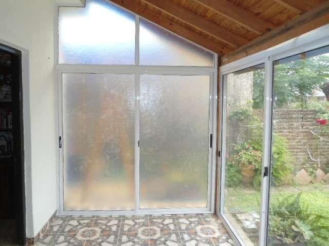 Cerramientos aluminio policarbonato materiales de - Vidrio de policarbonato ...
