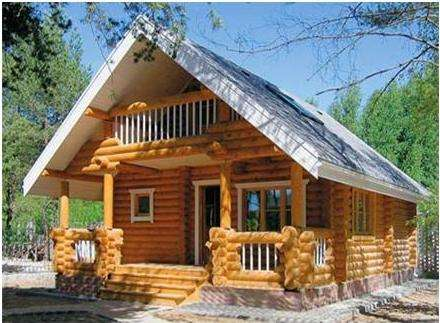 Casas prefabricadas madera casas de madera cordoba for Precios de cabanas prefabricadas