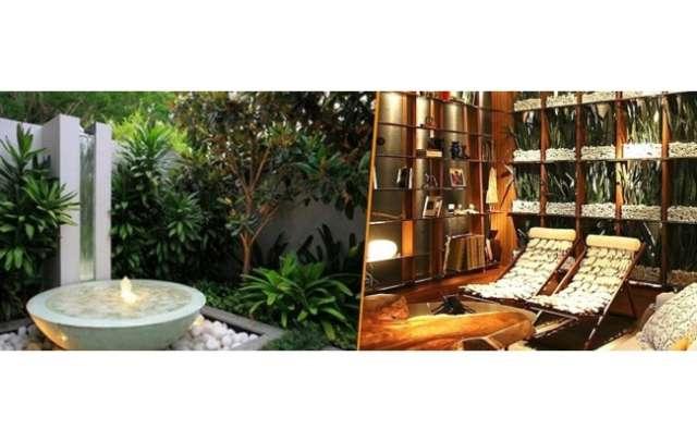 piedras decorativas para jardines interiores macetas ver estas fotos en detalle