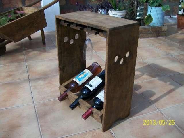 Muebles vinoteca muebles vinoteca encuentra vinotecas y - Vinotecas de madera ...