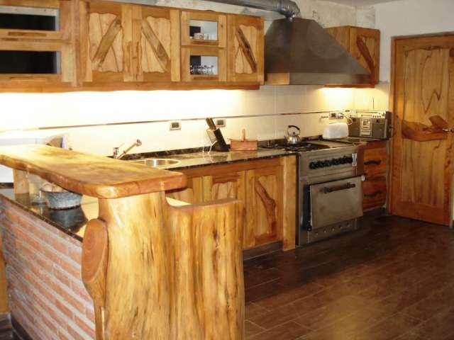 Muebles rusticos artesanales 20170805181551 - Muebles cocina rusticos ...