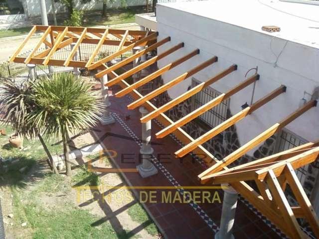 techos de madera pereyra techos de madera