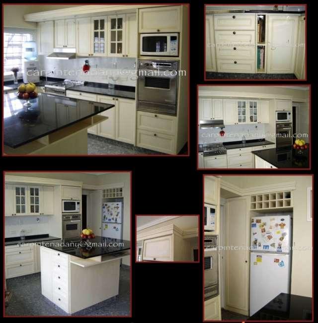 daniel, muebles a medida muebles de cocina, interiores de placard
