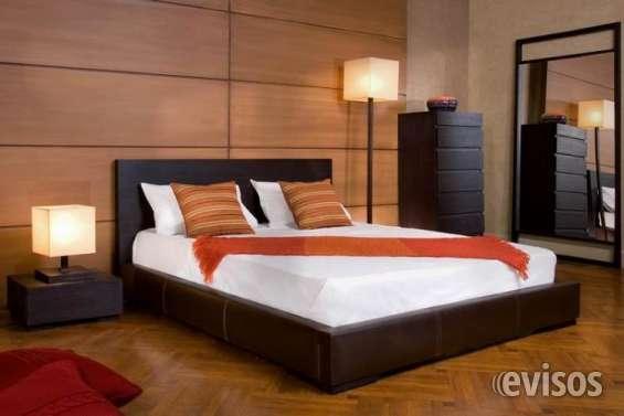 Muebles de algarrobo para dormitorio en Rosario, Argentina  Muebles