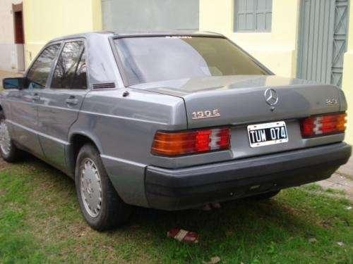 Fotos de Mercedes benz 190 2.3 nafta 1989 fulll 2