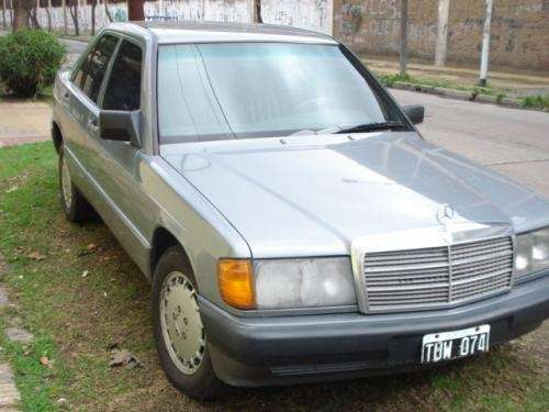 Mercedes benz 190 2.3 nafta 1989 fulll