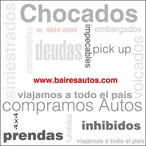 Compra autos usados / compra 4x4 usadas / compra camion usado
