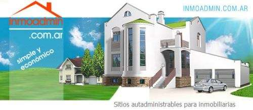 Inmo admin - sitios autoadministrables para inmobiliarias